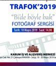 Trabzon Vakfı Fotoğrafçılık Kulübü Resim Sergisi